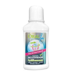Oral7口立淨 酵素護理漱口水 250ml